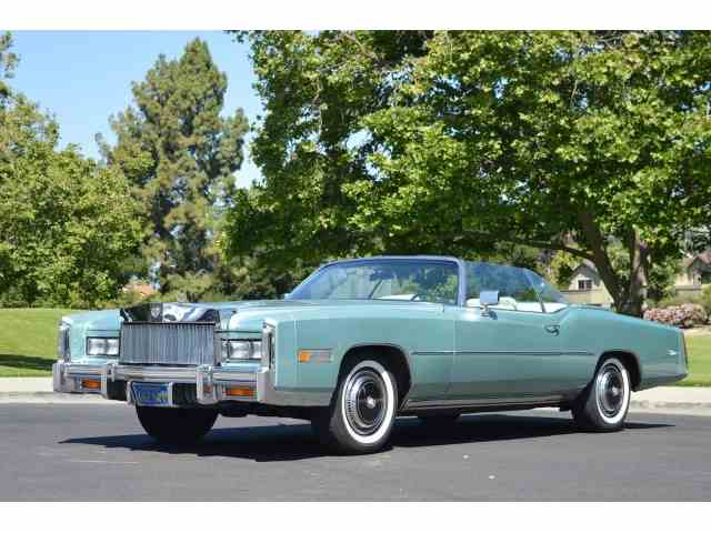 Picture of '76 Eldorado - NJV6