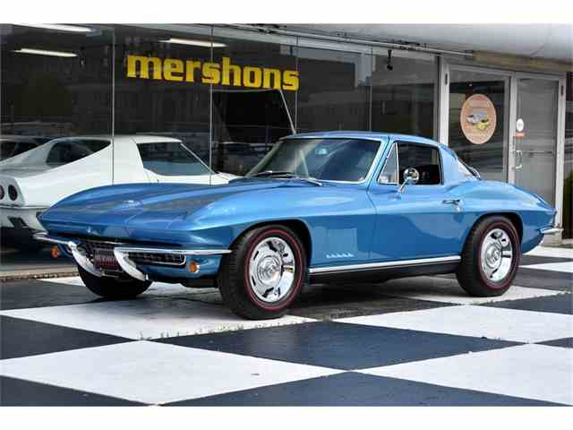 Picture of Classic 1967 Chevrolet Corvette Offered by  - NJV8