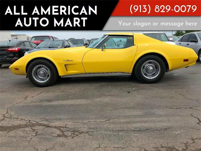 Picture of 1974 Chevrolet Corvette located in Olathe Kansas Offered by  - NJVC