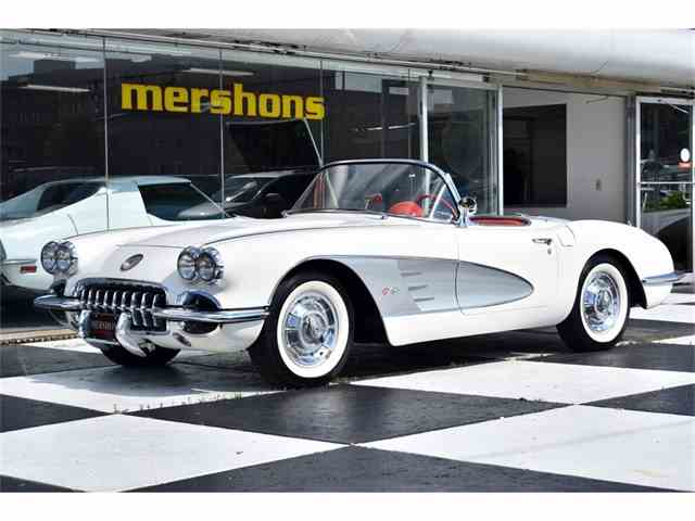 Picture of '58 Corvette - NJVD