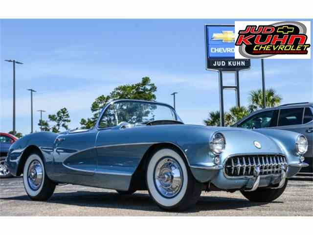 Picture of Classic '56 Chevrolet Corvette located in South Carolina Offered by  - NJW4