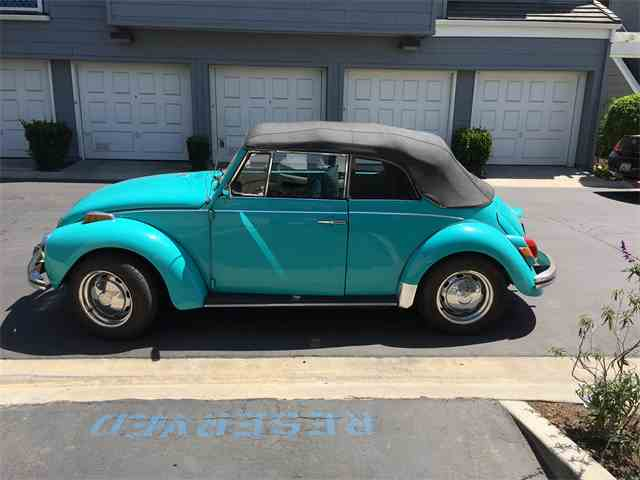 Picture of '72 Beetle - NJWA