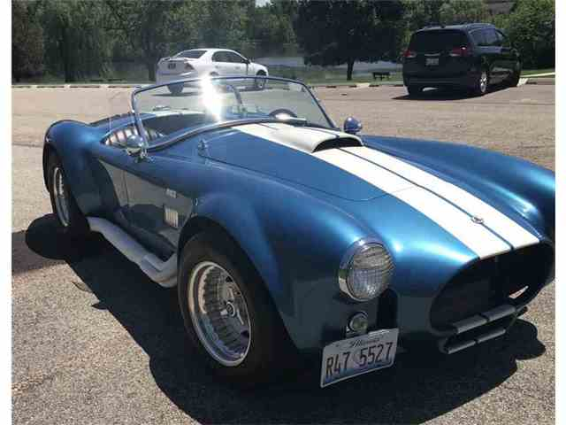 Picture of 1965 Shelby Cobra Replica located in Illinois - $32,499.00 Offered by a Private Seller - NJWD
