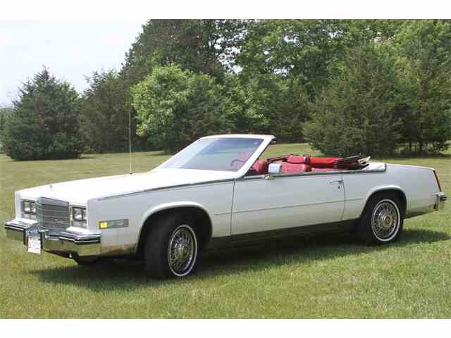 Picture of 1984 Eldorado Biarritz Offered by a Private Seller - NJWH