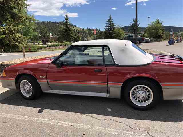 Picture of '89 Mustang GT - NJWJ
