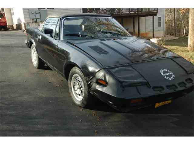 Picture of 1980 Triumph TR7 located in Virginia - $4,200.00 Offered by a Private Seller - NJWN