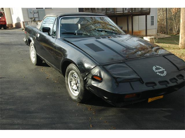 Picture of '80 TR7 - NJWN