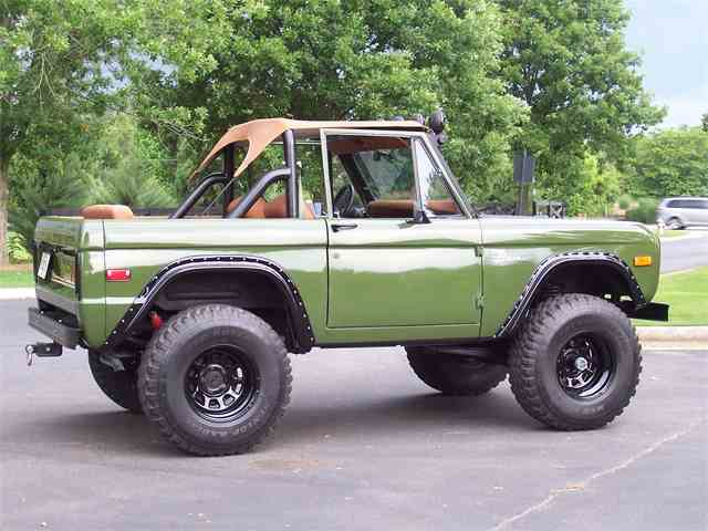 Picture of '75 Bronco - NJWT