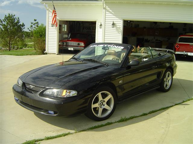 Picture of '95 Mustang - NJWU