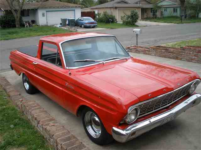 Picture of 1964 Ford Ranchero located in Redding California - $15,000.00 - NJWY