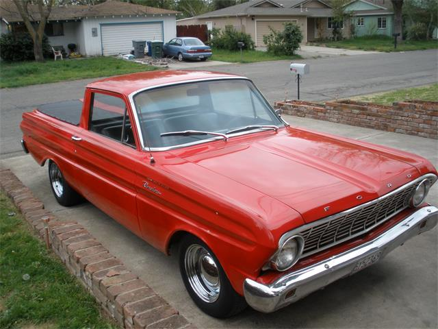 Picture of '64 Ranchero - NJWY