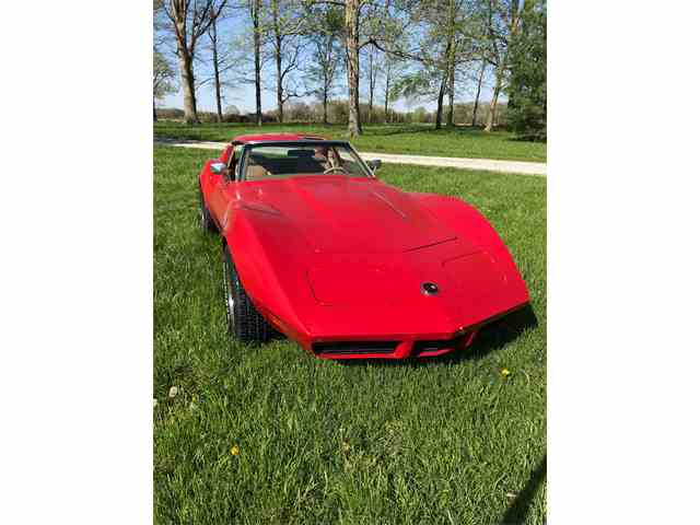 Picture of 1974 Corvette located in Indiana Offered by a Private Seller - NJWZ