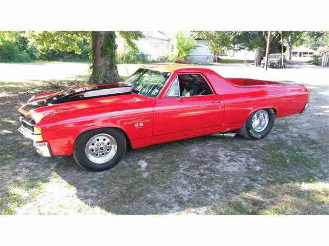 Picture of Classic 1971 Chevrolet El Camino SS located in Lafayette Louisiana - $42,995.00 - NJX6