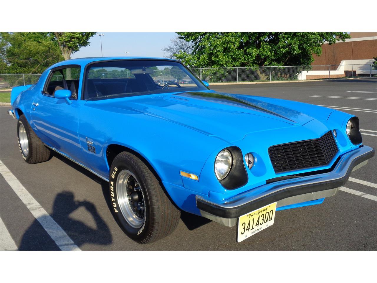 1975 Chevrolet Camaro for Sale | ClassicCars.com | CC-1098913