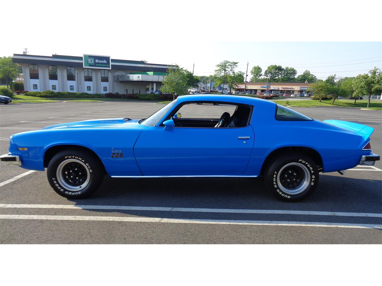 1975 chevrolet camaro for sale cc 1098913. Black Bedroom Furniture Sets. Home Design Ideas