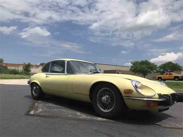 Picture of '73 E-Type - NJXF