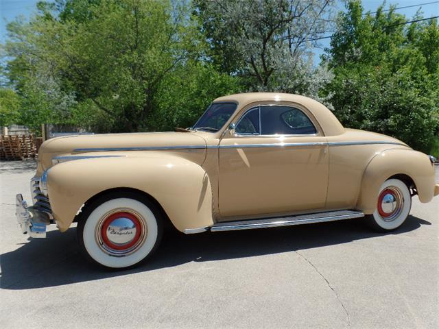 Picture of Classic 1941 Chrysler Windsor located in Clinton Township Michigan Offered by  - NJXG