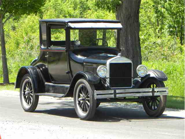 Picture of Classic '26 Ford Model T located in Volo Illinois - $11,998.00 Offered by  - NJXM