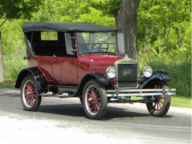 Picture of Classic 1927 Ford Model T located in Illinois - $17,998.00 Offered by  - NJXN