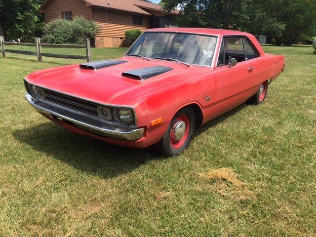 Picture of Classic 1972 Dart Swinger Auction Vehicle Offered by  - NJYI