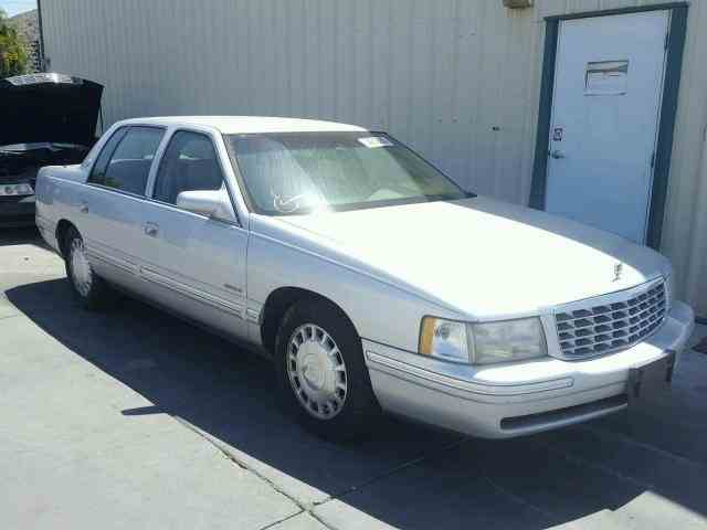 Picture of 1999 Cadillac DeVille located in California Offered by  - NJZC