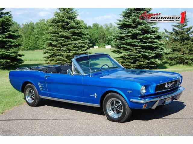 Picture of '66 Mustang - NJZO
