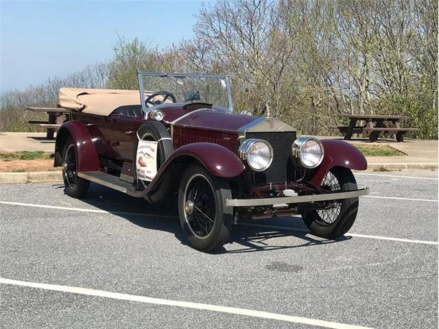 Picture of 1924 Rolls-Royce Silver Ghost Offered by  - NJZP
