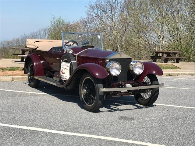 Picture of '24 Silver Ghost - NJZP