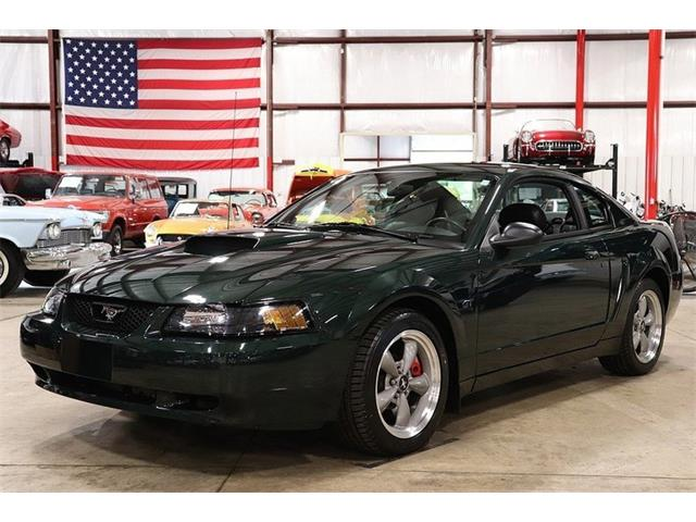 Picture of '01 Mustang - NK0Q