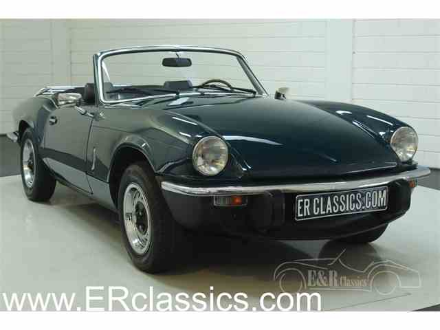 Picture of 1977 Spitfire - $15,100.00 Offered by  - NK0Y