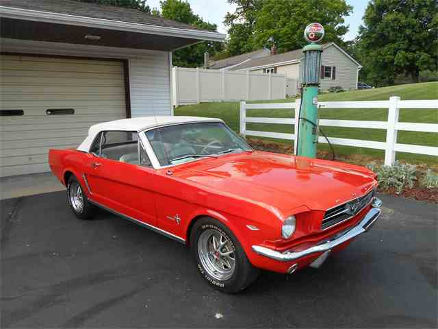 Picture of '65 Mustang - NK10