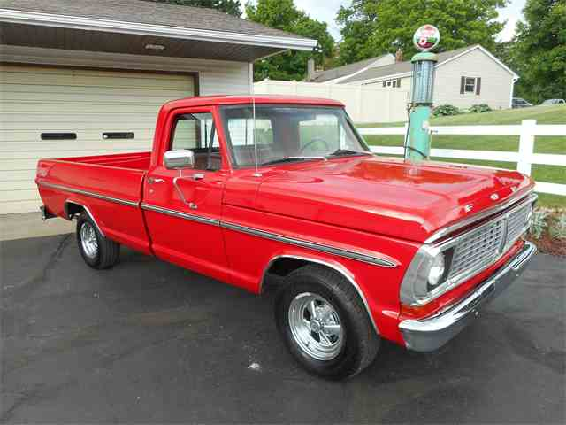 Picture of '70 F100 - NK15