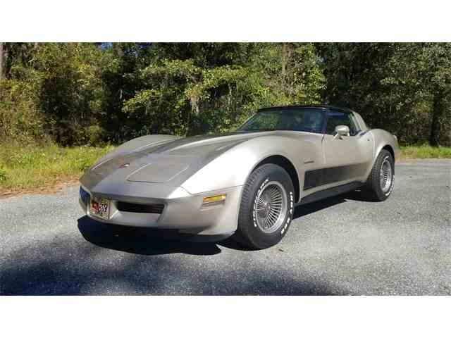 Picture of '82 Corvette - NK1E
