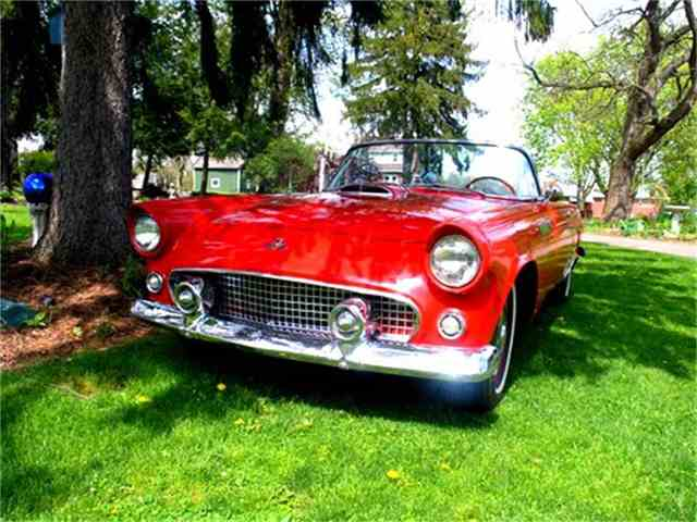 Picture of '55 Thunderbird - NK1H