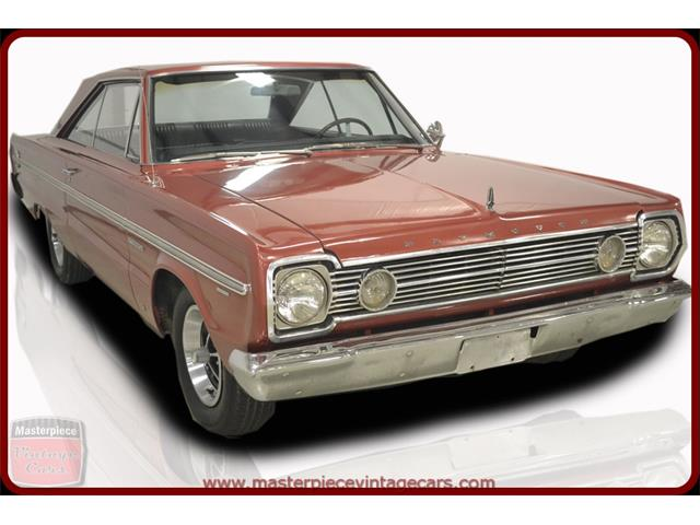 Picture of '66 Belvedere 2 - NK1O