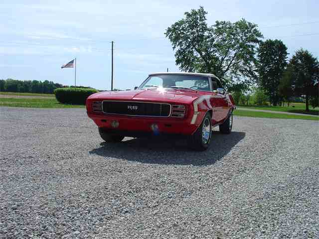 Picture of Classic 1969 Chevrolet Camaro RS located in Indiana Offered by  - NK1R