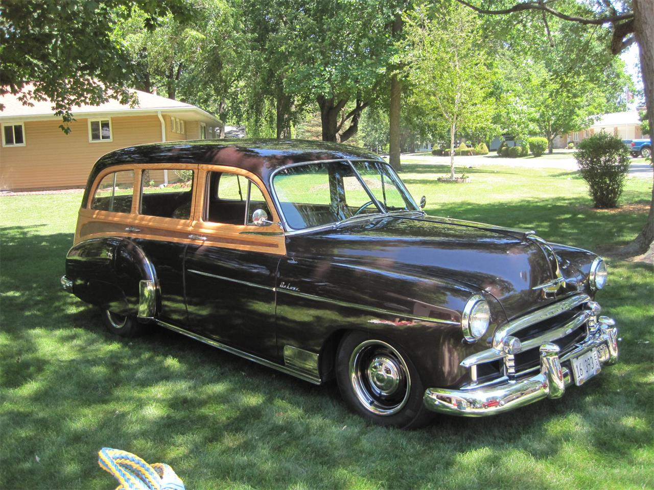 Large Picture of Classic '50 Chevrolet Station Wagon Offered by a Private Seller - NK20