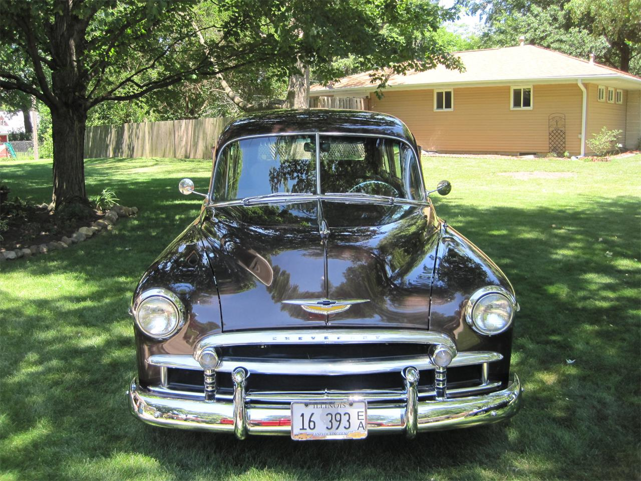 Large Picture of Classic 1950 Chevrolet Station Wagon located in Illinois Offered by a Private Seller - NK20