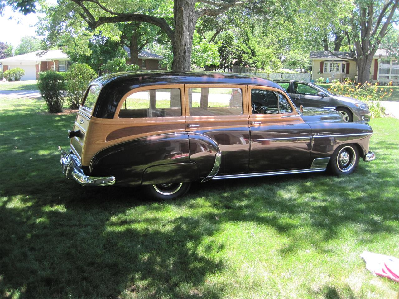 Large Picture of 1950 Station Wagon - $35,000.00 - NK20