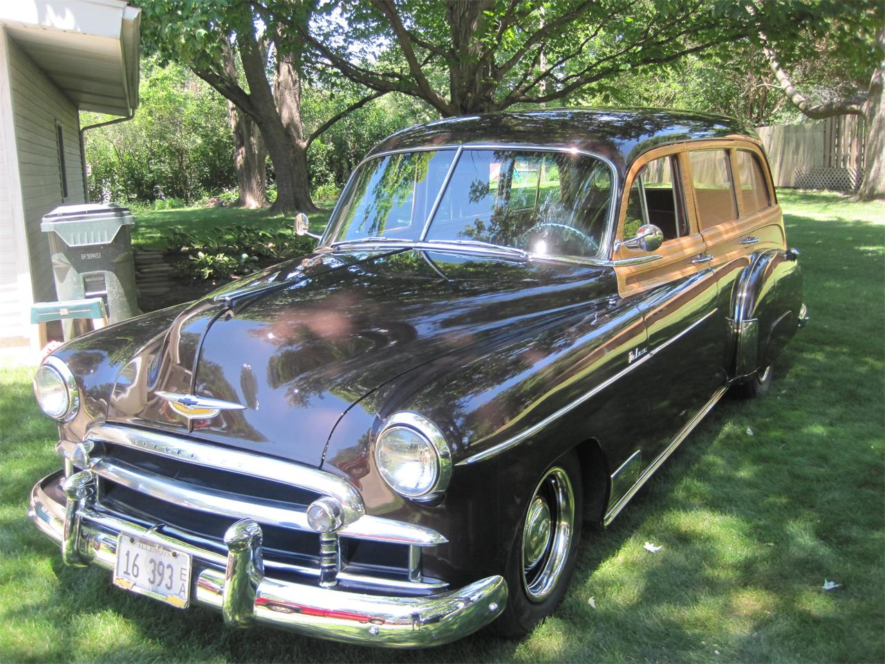 Large Picture of Classic 1950 Chevrolet Station Wagon - $35,000.00 - NK20