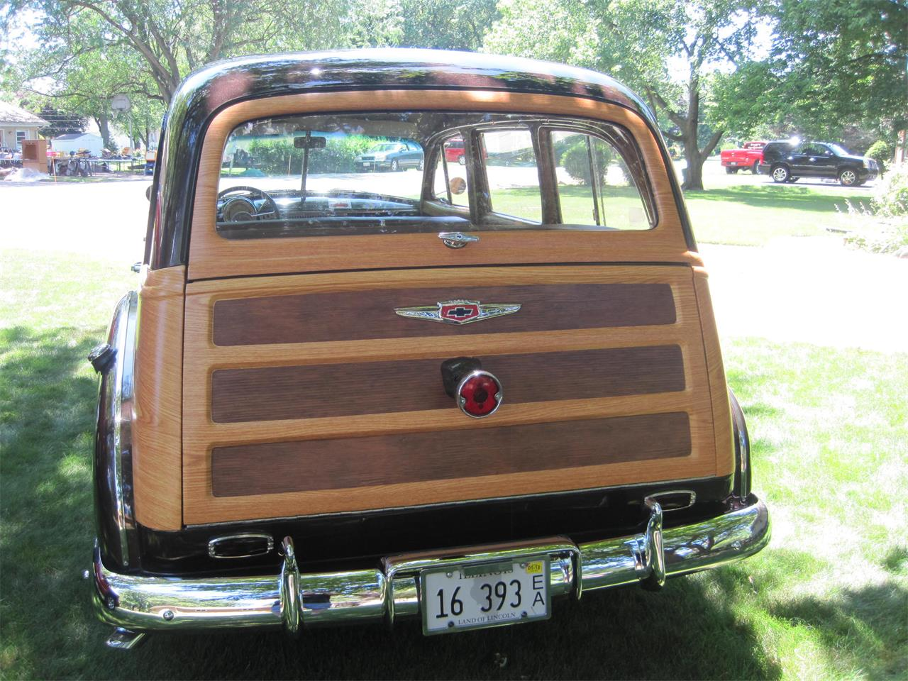 Large Picture of Classic '50 Station Wagon located in Illinois - NK20