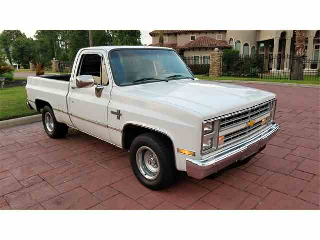 Picture of '87 Chevrolet C10 located in Texas - $19,900.00 Offered by  - NK21