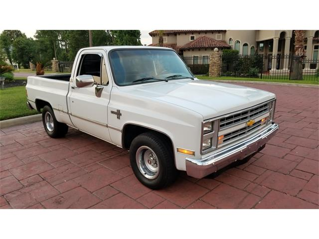 Picture of '87 Chevrolet C10 located in Conroe Texas - $19,900.00 - NK21