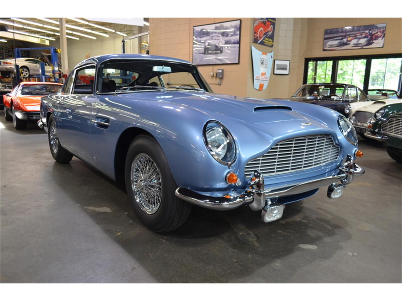 1965 aston martin db5 for sale | classiccars | cc-1099101