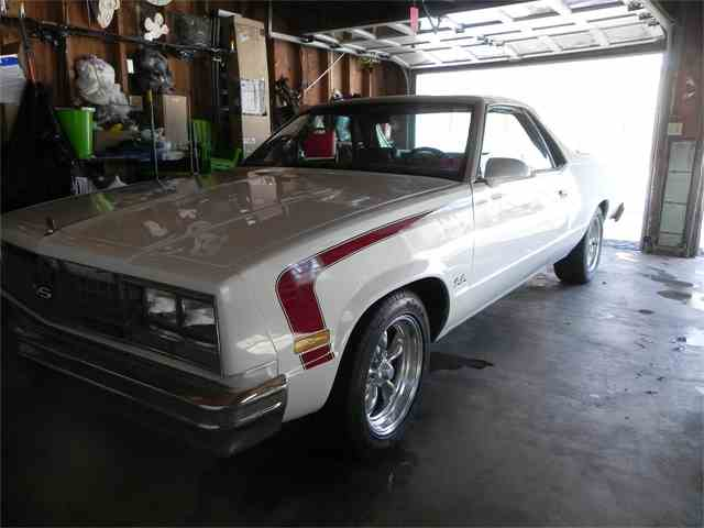 Picture of '86 Chevrolet El Camino SS located in Durham Connecticut Offered by a Private Seller - NK2T