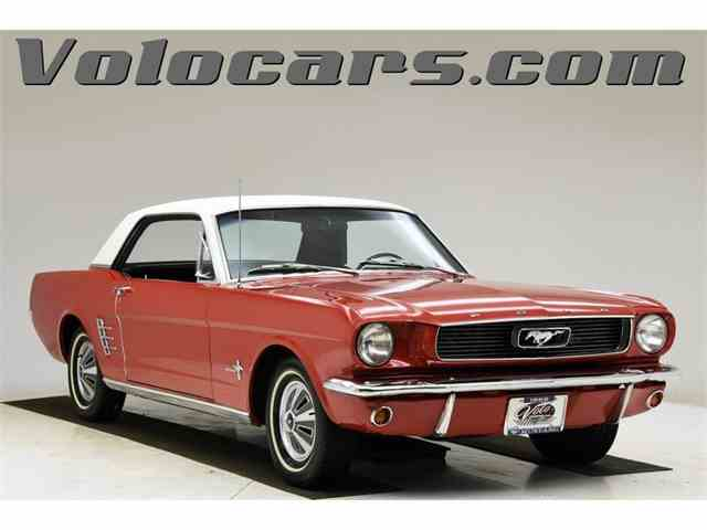 Picture of '66 Mustang - NK3D