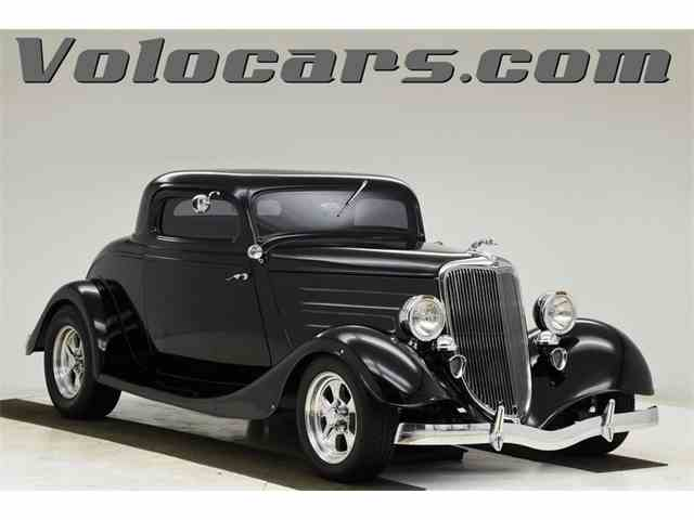 Picture of '34 3-Window Coupe - NK3I