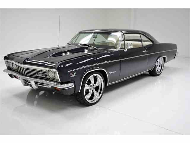 Picture of Classic 1966 Chevrolet Impala Offered by  - NK3S