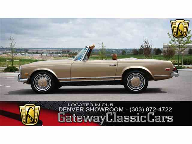 Picture of Classic '69 Mercedes-Benz 280SL located in Illinois - NK3T