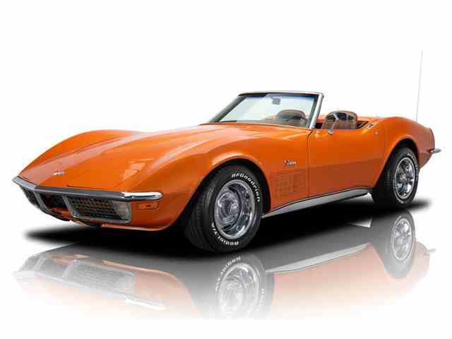 Picture of '71 Corvette - NK3U
